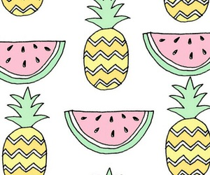 pineapple and watermelon image