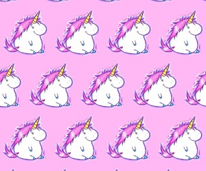 wallpaper, unicorn, and background image