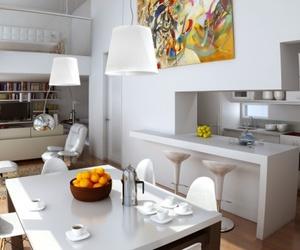decoracion, white, and departamento image