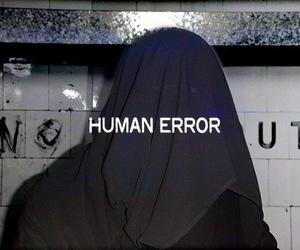 grunge, human, and error image