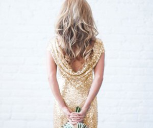 dress, fashion, and sequin dress image