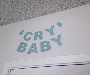 cry baby, melanie martinez, and blue image