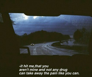about, quotes, and sad image