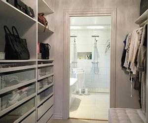closet and room image