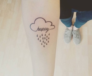 clouds, random, and happy image