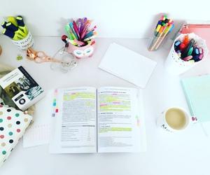 college and studyblr image