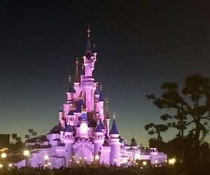 chateau, child, and disney image