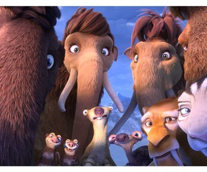 ice age 5 and ice age collision course image