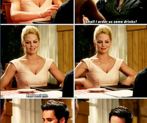 emma, hook, and captainswan image