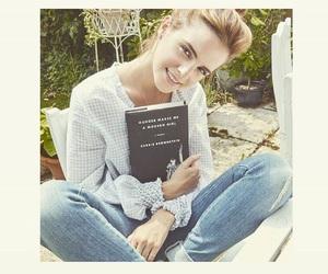 books, emma watson, and fangirl image