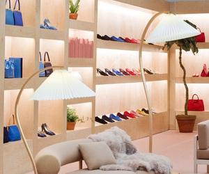 closet, elegant, and fashion image