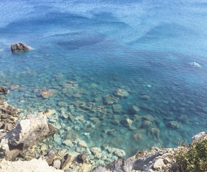 Greece, greek, and sea image