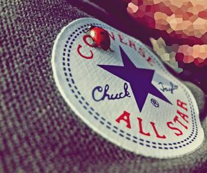 all star, brand, and chuck image