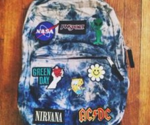 backpack, tumblr, and backtoschool image