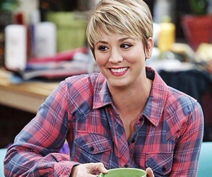 penny, the big bang theory, and blond image