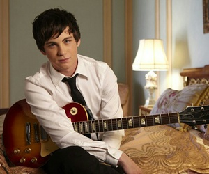 actor, guitar, and play image