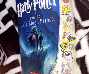 harry potter, snapchat, and stickers image