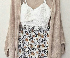 cardigan, look, and girl image