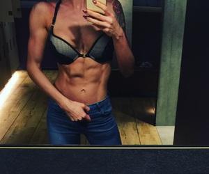 abs, bikini, and fit image