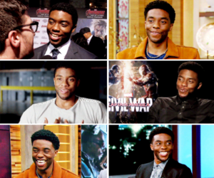 actor, beautiful, and black panther image
