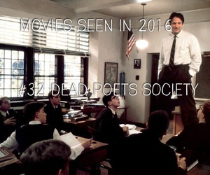 comedy, dead poets society, and drama image