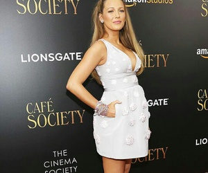 blake lively, fashion, and hair image