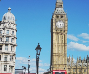 Big Ben, cities, and city image