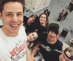 ardy, taddl, and julien bam image