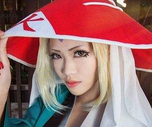 cosplay, naruto cosplay, and tsunade image