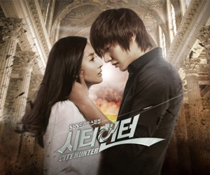 city hunter, Korean Drama, and lee min ho image