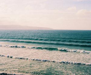 sea, beautiful, and cool image