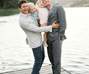 family, neil patrick harris, and lgbt image