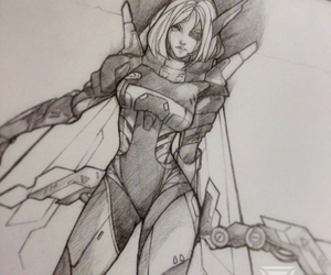 art, ashe, and project image