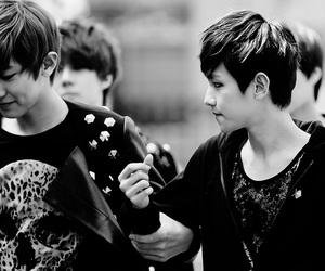 boy, exo, and chanyeol image