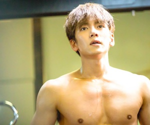 abs, ji chang wook, and handsome image