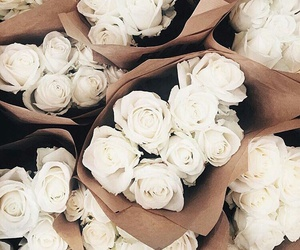 bouquet, purity, and romantic image