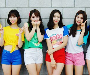 gfriend, sowon, and eunha image