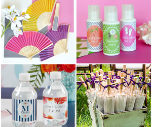 summer, wedding accessories, and sunscreen image