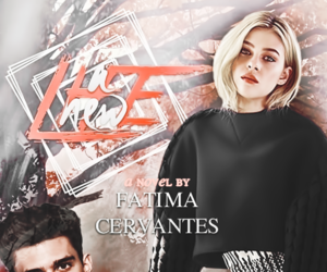 book cover, cover, and nicola peltz image