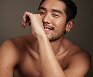 asian, godfrey gao, and man image