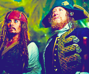 johnny depp, pirates of the caribbean, and pirate image