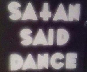 satan, dance, and grunge image