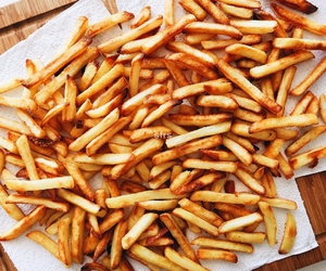 chips, delicious, and food image