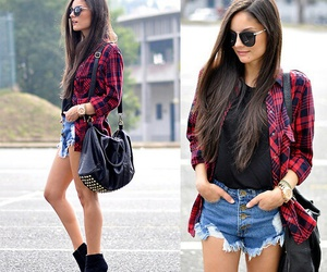 fashion, look, and clothes image