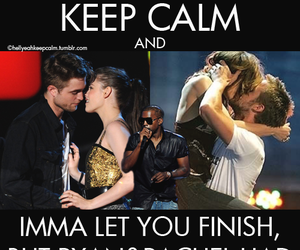 ever, kanye, and keep calm image