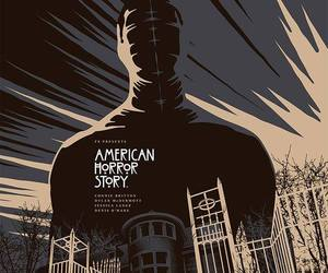 american horror story, house, and wallpaper image