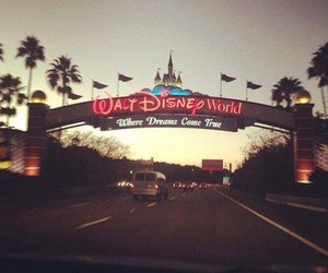 disney, Dream, and disney world image