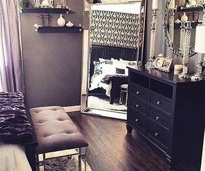 room, bedroom, and luxury image