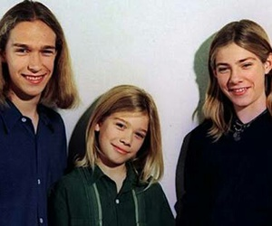 brothers, mmmbop, and hanson image