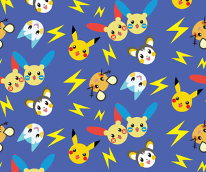background, pattern, and pokemon image